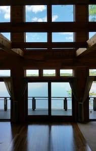 LakeFront, Endless Views, 3 level, open floor plan - Bridport - Villa