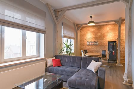 New, beautiful and modern loft - Poznań - Apartemen