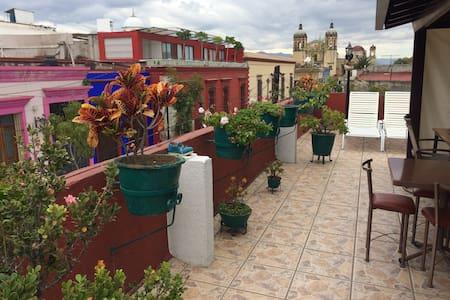 Casa JM Private Room 3 - Oaxaca - House