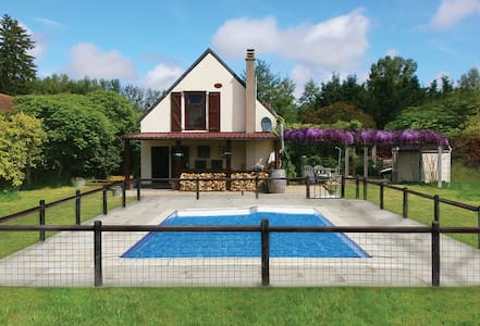 Huis met zwembad in Frankrijk - Toury-sur-Jour