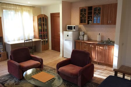 Studio Apartment 300m from the Beach - Rīga - House