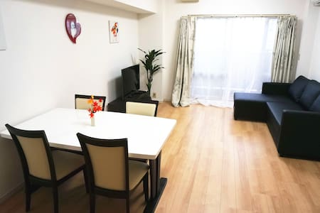 ocean view, night view, easy access, sightseeing - Minato-ku - Apartment