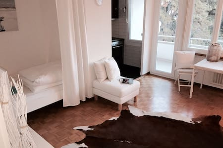 """Boutique hotel"" experience in modern apartment! - Geneva - Apartmen"