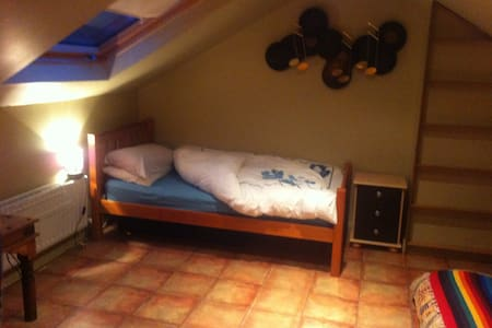 Homestay in friendly family home