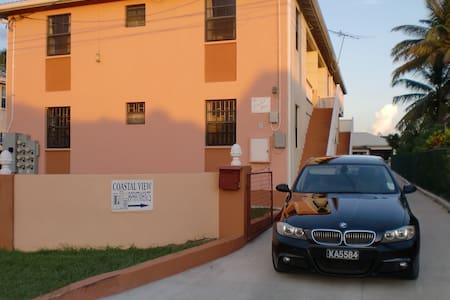 South Coast 2 bed  Apt # 3 - Oistins - Apartment