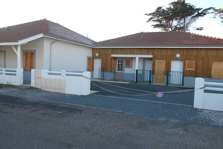 Location d'un T3 en bord de plage - Appartamento
