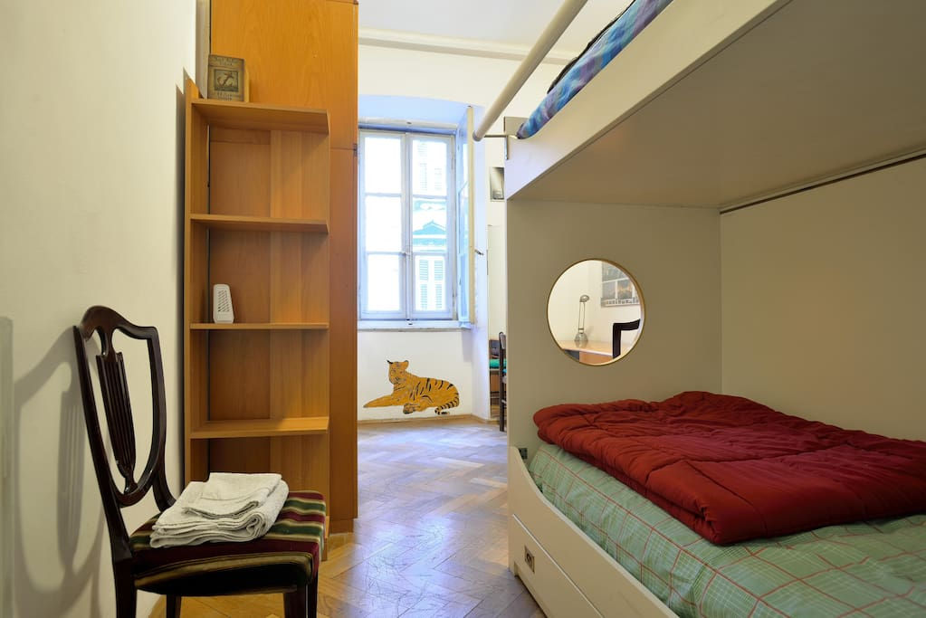 Rooms to rent in Trieste centre