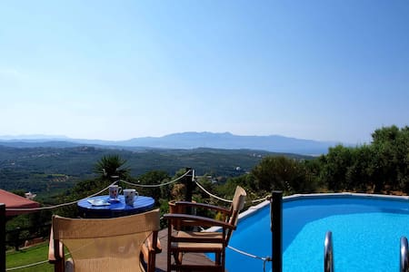 Villa with pool &seaview 5% OFF FOR EARLY BOOKING - Villa