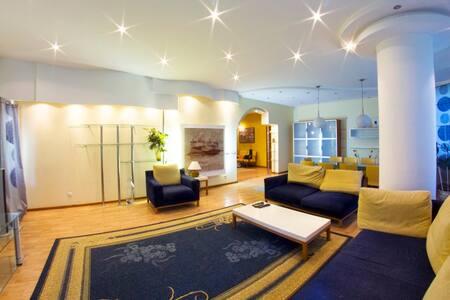 4-комнатная квартира Самал3