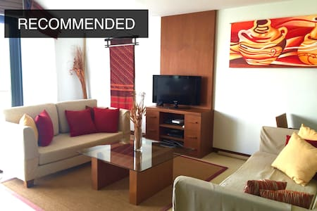 2 Bedroom Family Beach Suite / Apartment - Appartement
