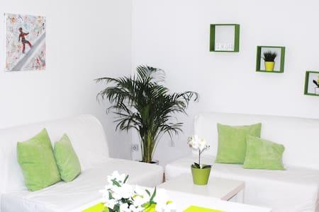 Appartement: modern & innenstadtnah - Apartamento