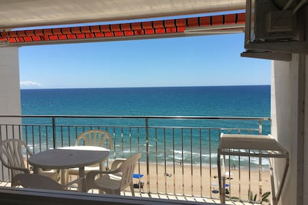 FABULOUS SEA VIEW APARTAMENT WITH SWIMMINGPOOL.... - Calafell - Apartment