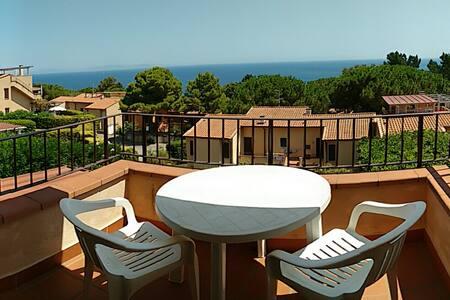 Appartamento sul mare nella natura - Capo D'arco - Apartment