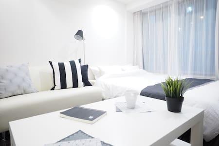 Roppongi Modern designed in urban + Mobile WiFi - Appartement