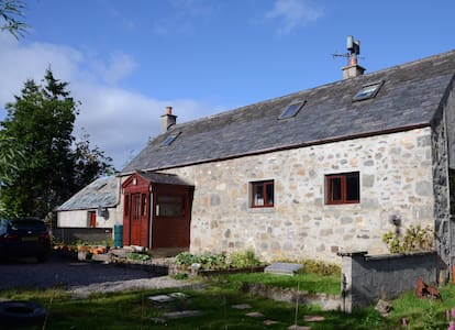 Rural retreat near Loch Ness - Huis