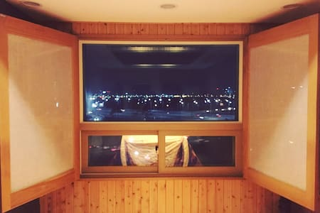 Office camping with hanriver view - Mapo-gu - Condominium