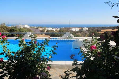Cosy apartment by the pool in Paros - Wohnung