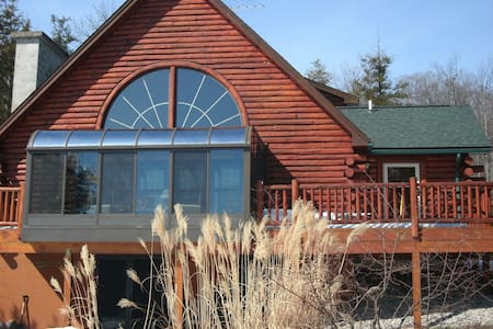 Lodge on Omena Point in Northport, Michigan - Northport
