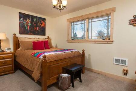 Moose Trail Home - Jackson - Haus