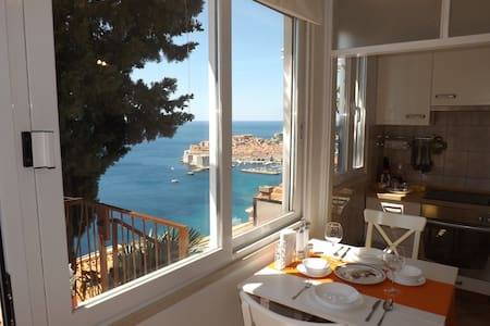 The Eagle's nest - studio with view - Dubrovnik - Apartment