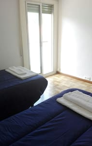 Habitación  15 min de playa en bus - Lägenhet