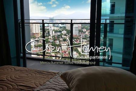 Cozy Homey@Mercu Summer Suites KLCC - 吉隆坡 - 公寓