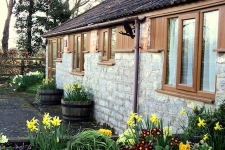 OWLS COTTAGE - a cosy holiday home - Castle Cary - Huis