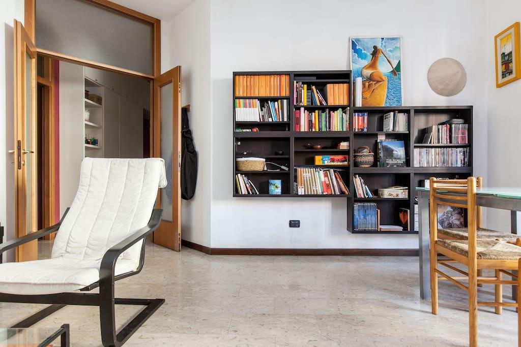 Cosy room in Navigli