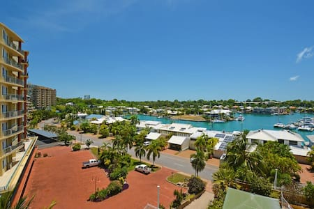 Darwin Marina View Apartment - Larrakeyah - Appartamento