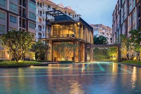 Комфортабельное Студио - Phuket - Wohnung