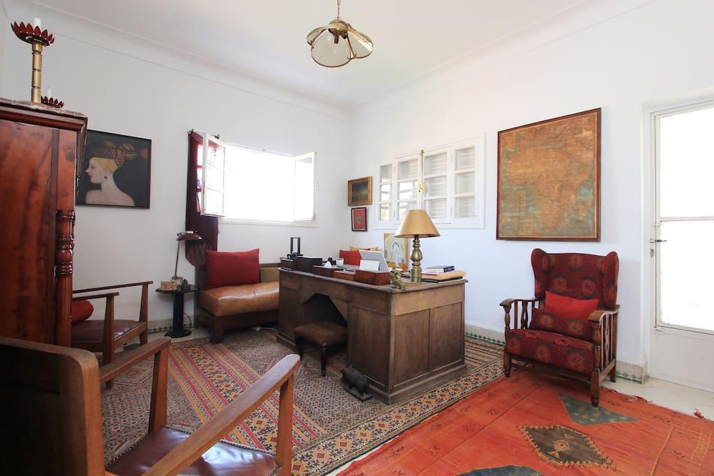 Sunny, quiet apartment in Marrakech
