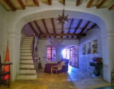Ático en casa rústica - Felanitx - Haus