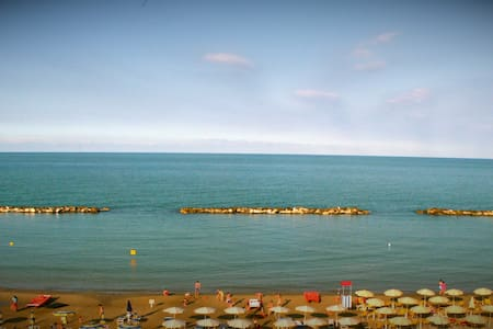 Hotel/B&B Bay Marina, Sea Front - Cupra Marittima