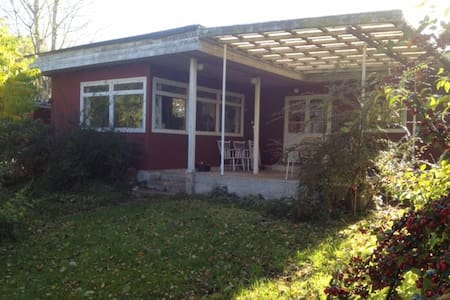 Charmante maison de campagne - Kirke Hyllinge - Casa