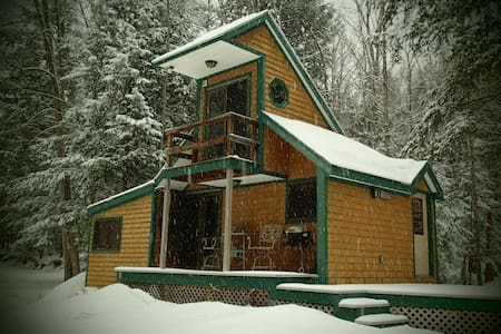 Studio at Clay Brook Accommodations - Warren - Cabin