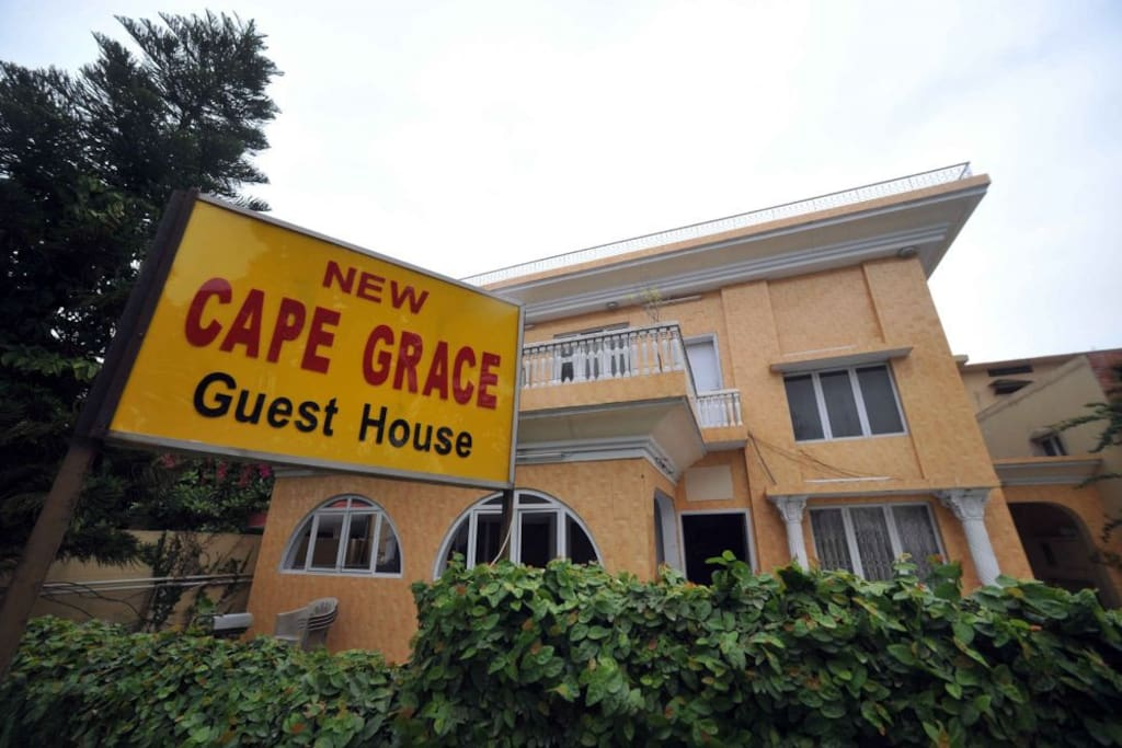 Front Property view - NewCapeGrace Guest House, Hotel in Islamabad Pakistan