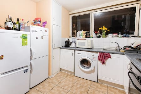 Double Room Central London Waterloo - London - Apartment