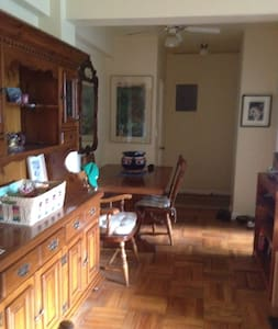A sunny two bedroom apartment - New Rochelle - Appartement