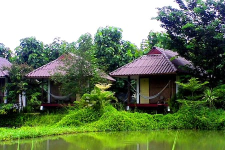 Kanravee Guesthouse 2, bungalow 3