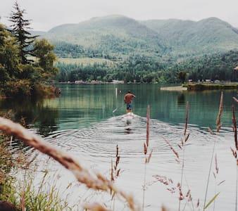 Lake Whatcom Family Home - Maison