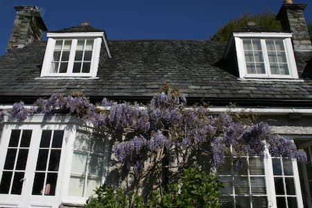 Scandi-Welsh welcome in Snowdonia - Penrhyndeudraeth - Bed & Breakfast