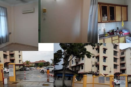 Single Room #2, Butterworth, Raja Uda - Appartement