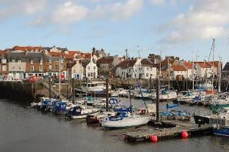 Creel Cottage Anstruther - Sleeps 4 - Anstruther