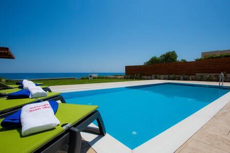 Antonoglou Beach Villas, Lahania - Rodos