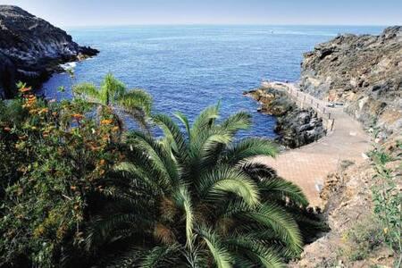 Tenerife Sud gd 4 pers. vue mer    - Wohnung