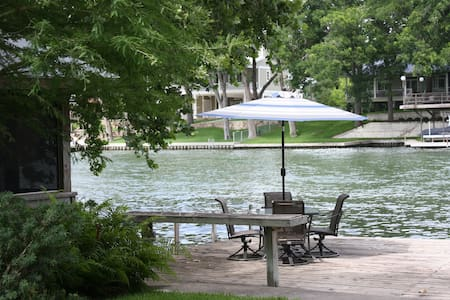Spacious Home on Lake McQueeney - Seguin - House