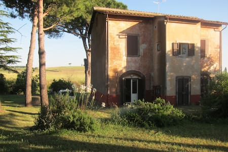 Country house in Tuscia,N.Latium