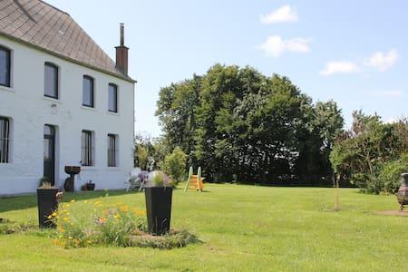 Gite 6 personnes enclavedevire  - Beaumont - Maison