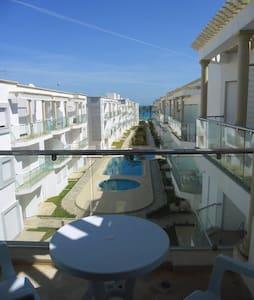 Appart sur mer plage,piscines privé - Apartament