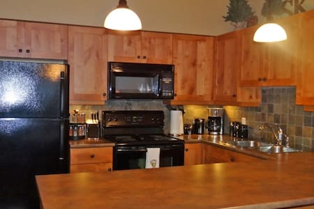 'Bearadise' at Settlers Crossing - Sun Peaks - Apartament